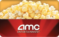 "Win ""2"" Free Tickets to AMC Movie Theater*!"