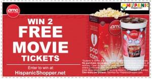Win 2 Free Movie Tickets!!!