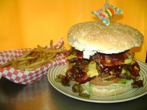 Mims Burger & Mexican Food -Phoenix