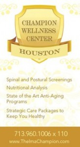 Champion Wellness Center- Houston