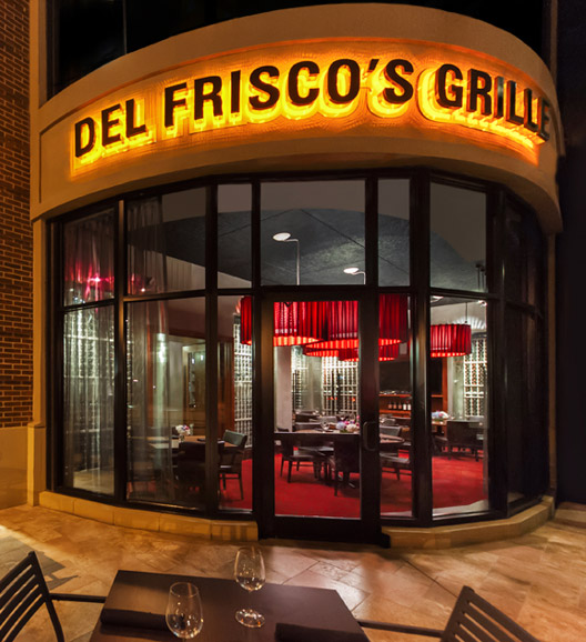 Del Frisco's Grille-Houston