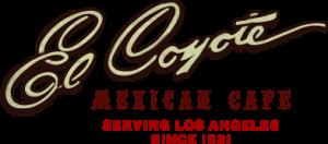 El Coyote Mexican Restaurant & Cafe-Los Angeles