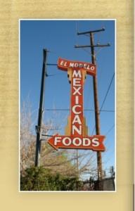 EL MODELO MEXICAN FOODS-ALBUQUERQUE