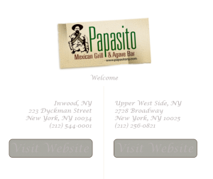 Papasito Mexican Grill-New York