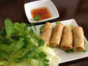 Red Lantern Vietnamese Cuisine - Houston
