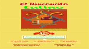 Rinconcito Latino Restaurant-Miami
