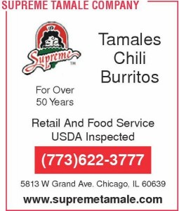 Supreme Tamale Company-Chicago