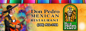 Don Pedro Mexican Restaurant-San Antonio
