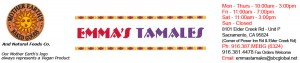 Emma's Tamales-Sacramento