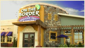 On The Border Restaurant - Warick, RI